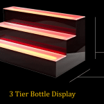 Bar - Global Restaurant Source - Shelves - LED Lighting - Bar Design - Bar Equipment