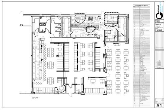 Services - Interior Design - Global Restaurant Source