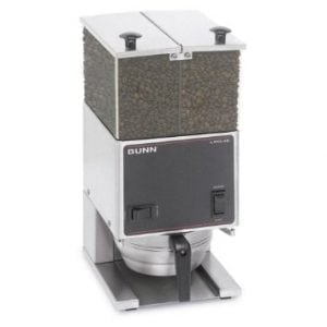 Coffee Grinder - Equipment - Global Restaurant Source - Bunn