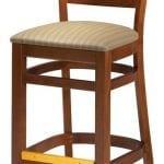 Barstools - Grand Rapids Chair - W504BS Wood Melissa Barstoo
