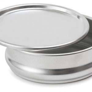 Proofing Alum Dough Pan, 96 oz