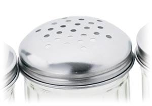 Perforated Replacement Lid, 12 oz