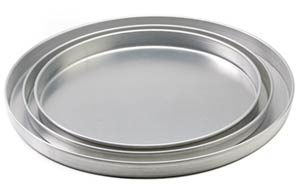 "Pizza Pan, 1"" Deep x 14"" Diam."