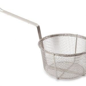 "Round Fry Basket 11-1/2"""