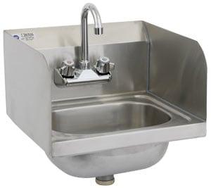 "Splash Guard 15/""x12/"" for Hand Sinks"