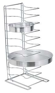 Pizza Tray Stand HD, 11 Shelf