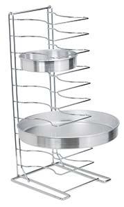 Pizza Tray Stand HD, 11 Shelf