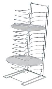 Pizza Tray Stand HD, 15 Shelf