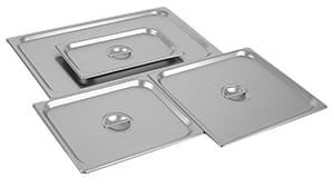 Solid Pan Covers, Ninth Size
