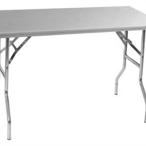 Folding Work Table, 30x72