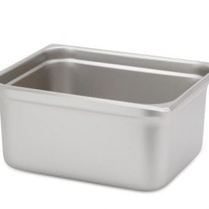 "Steam Table Pan, Heavy Duty - Half Size x 6"" Deep"